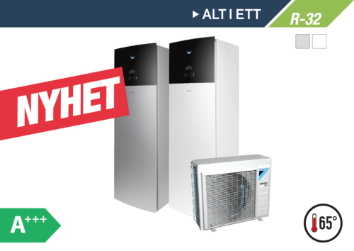 Altherma 3 Gulvmodell